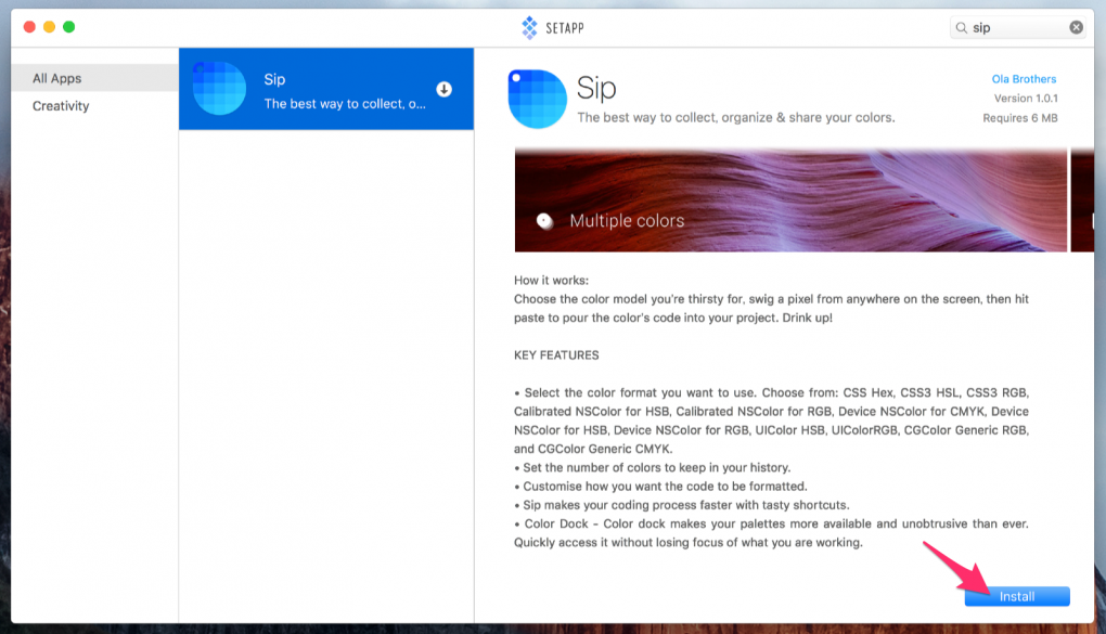 Macの人気アプリが定額で使えるサービスAPPSETでアプリをインストールしてみる