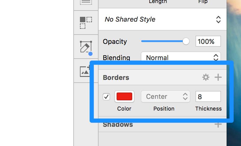 sketchで線の幅と色を変える